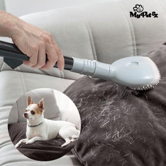 My Pet Clean Vac vákuumos szöszölő kefe