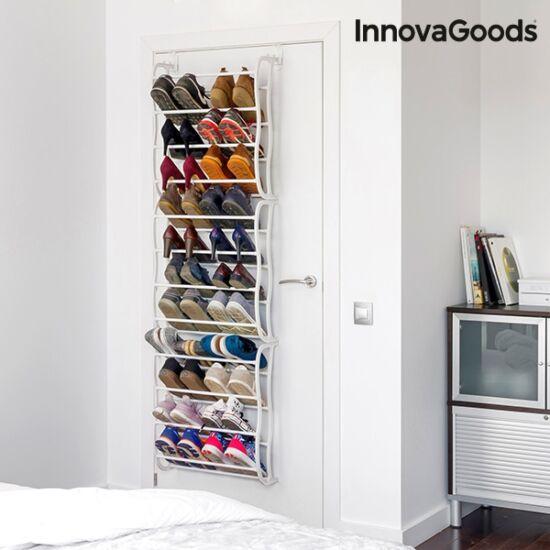 InnovaGoods cipőtartó ajtóra (36 pár)