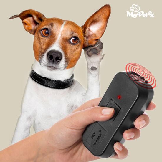 My Pet Trainer Ultrahangos Távirányító Kisállatok Kiképzésére