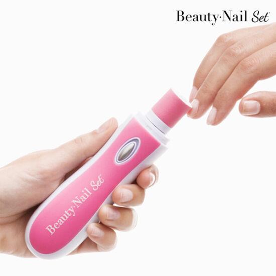 Beauty Nail Set 5 Körömcsiszoló