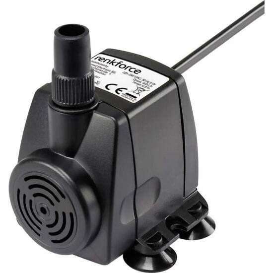 Szobaszökőkút szivattyú 5W (Renkforce) 400l/h