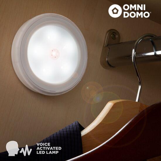 VOLUMA LED pontfény hangérzékelővel